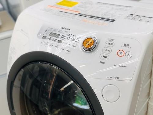 ドラム式洗濯乾燥機のTOSHIBA