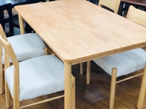 テーブルのKEYUCA