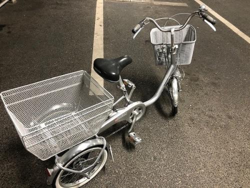 BRIDGESTONEの中古自転車 南浦和