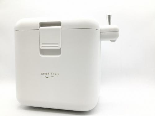 デザインキッチン家電のビアサーバー