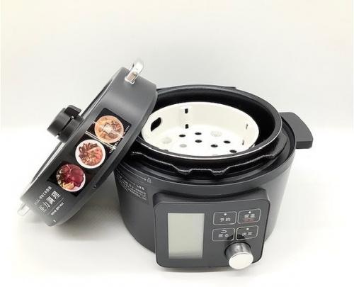 電気圧力鍋のIRISOHYAMA/アイリスオーヤマ