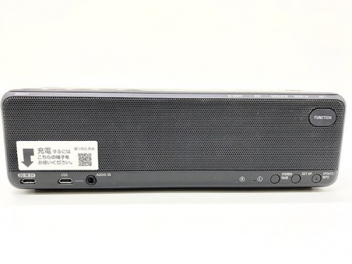 Bluetooth対応スピーカーのSONY/ソニー