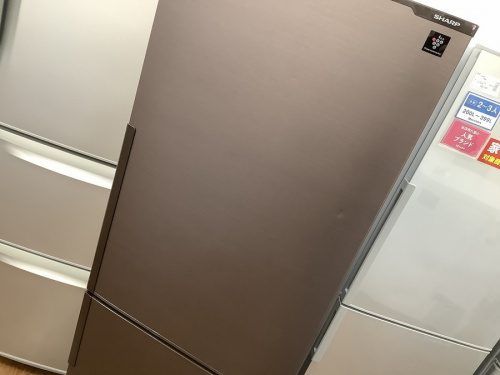 冷蔵庫のSHARP シャープ