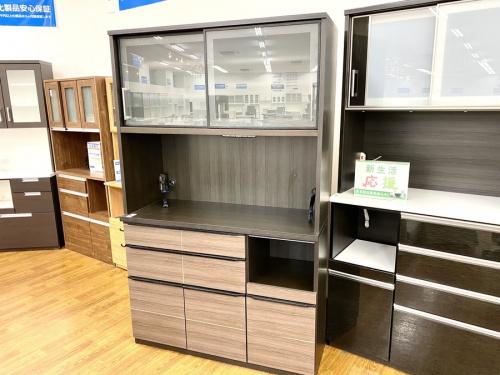 家具のカップボード・食器棚・レンジボード