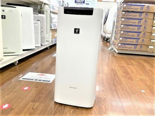 家電の加湿器 空気清浄機