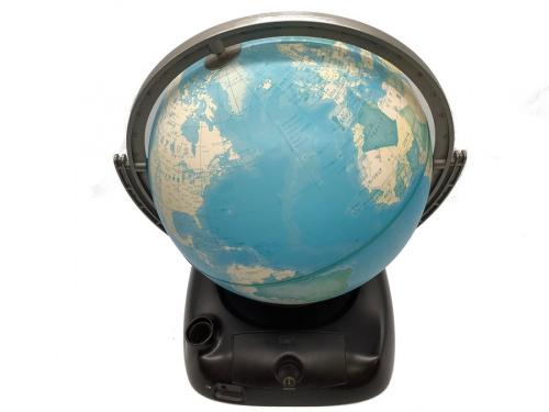 地球儀のDOSHISHA