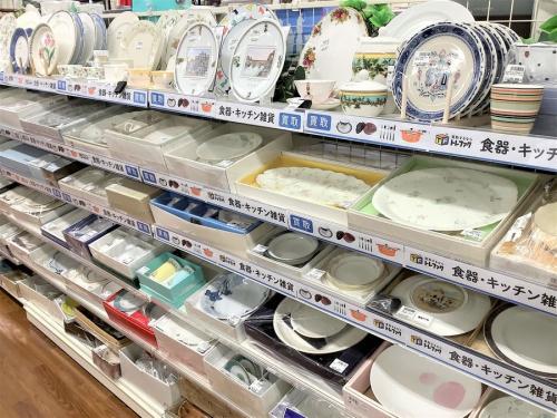 食器の冬物雑貨