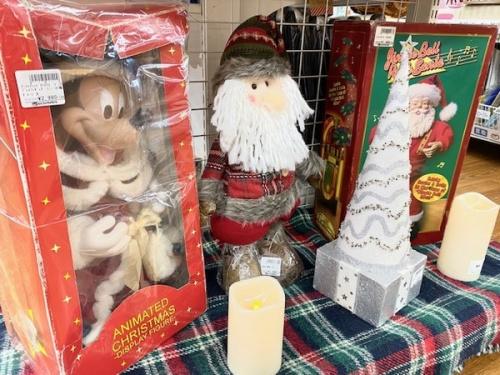 クリスマスのクリスマス雑貨