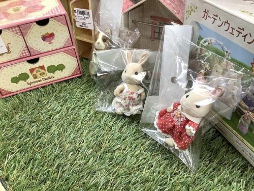 シルバニアファミリーの中古おもちゃ 埼玉