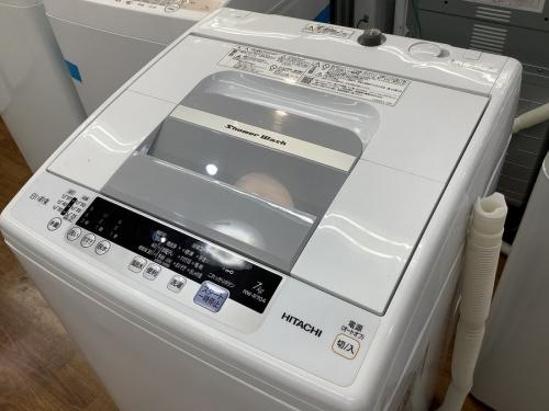 洗濯機のHITACHI/ヒタチ