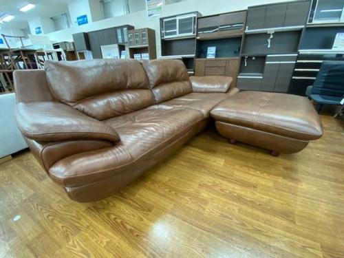家具のソファ・2人掛けソファ