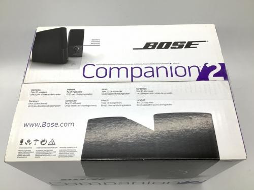 オーディオのスピーカー・BOSE/ボーズ