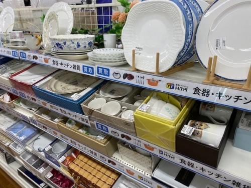 タオルの食器・和食器・洋食器
