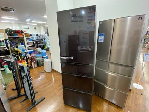冷蔵庫のAQUA/アクア