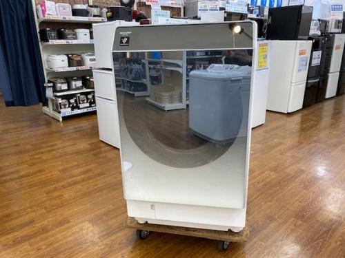 洗濯機・ドラム式洗濯機のSHARP/シャープ  ES-P110-SR