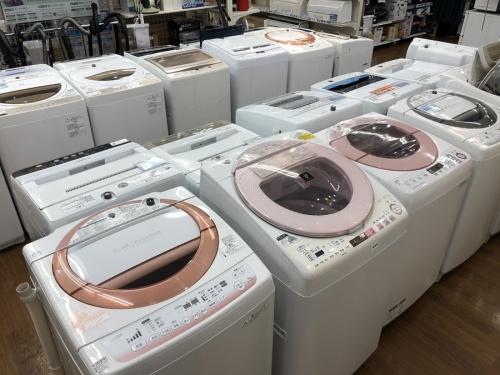 洗濯機の家電買取 埼玉