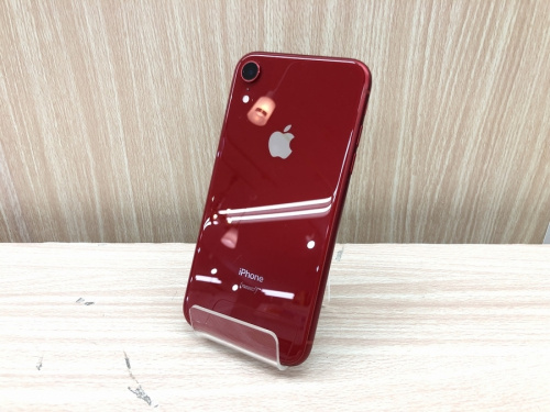スマートフォンのiPhone XR