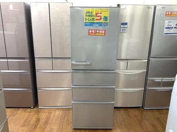 【トレポ5倍】買うなら明日がチャンス!!AQUA AQR-36H4ドア冷蔵庫をご紹介!【南浦和店】
