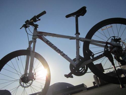 スポーツ・アウトドアのマウンテンバイク