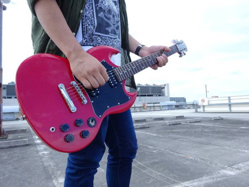 ギターの関西