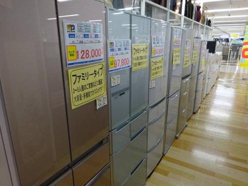 冷蔵庫・洗濯機の関西