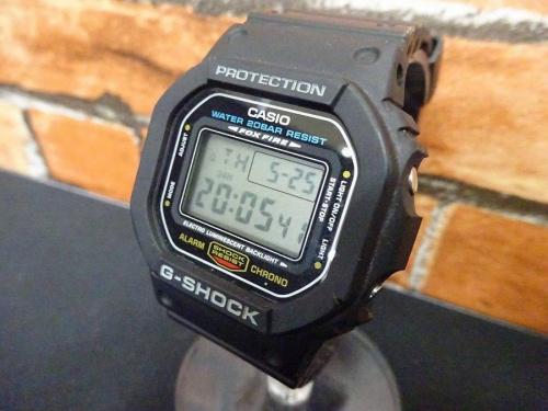 腕時計の中古 G-SHOCK
