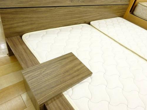 岸和田 家具の岸和田 ベッド