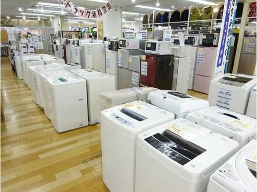 関西の岸和田 洗濯機