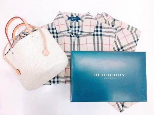 レディースファッションのバーバリー(BURBERRY)