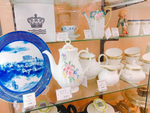 Royal Copenhagenの新品