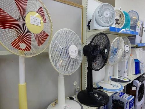 扇風機の岸和田 家電 買取