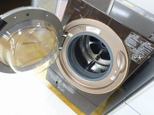 生活家電のドラム式 洗濯機