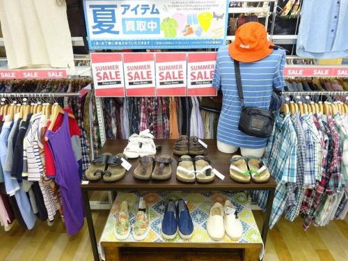 夏物の古着 大阪