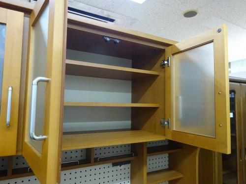 中古家具 カップボード・食器棚の中古家具 岸和田