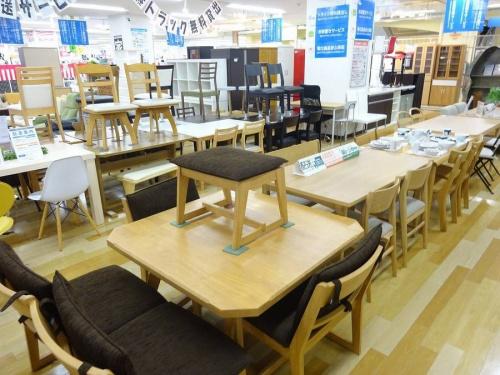 岸和田 中古 テーブルの中古家具 大阪