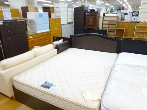 中古家具 大阪の中古ベッド 大阪