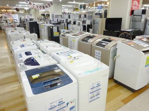 洗濯機 買取 大阪の中古家電 岸和田