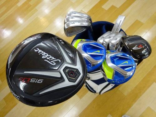 スポーツ用品のゴルフ 買取