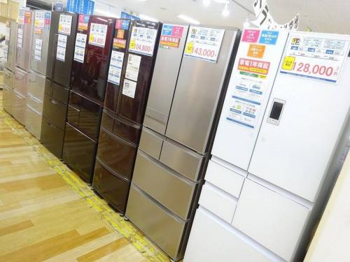 中古家電 大阪の中古冷蔵庫 大阪