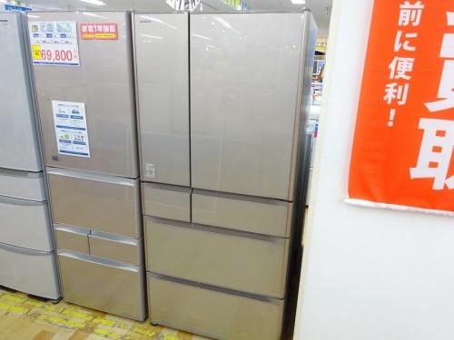 家電買取 大阪の中古冷蔵庫 大阪