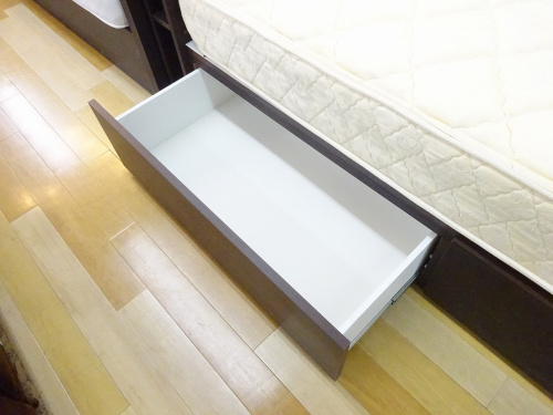 中古ベッド 大阪のニトリ