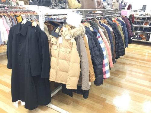 ダウン買取 大阪の服 買取 岸和田