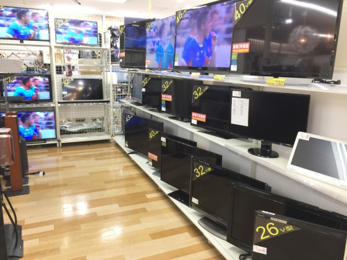 中古テレビ 大阪のテレビ 買取 大阪