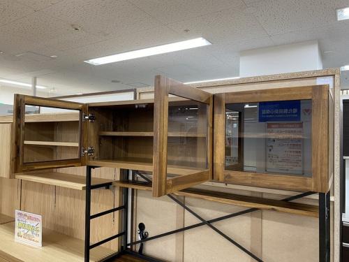中古食器棚 大阪の家具 買取 大阪
