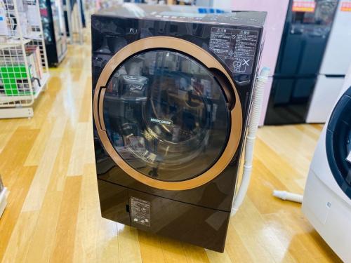 中古洗濯機 大阪のドラム式洗濯機 岸和田