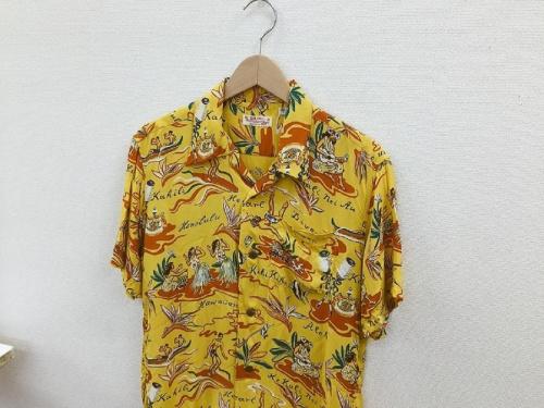 アロハシャツの岸和田 買取 洋服