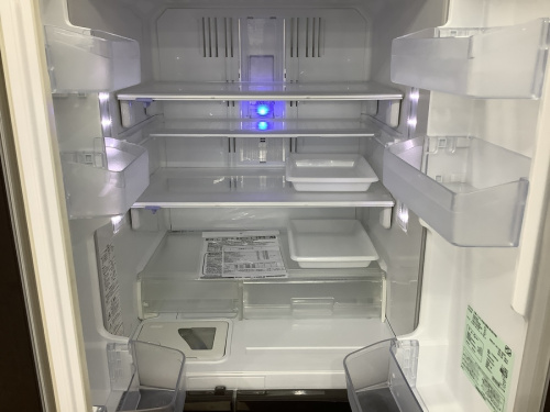 中古の大型 冷蔵庫