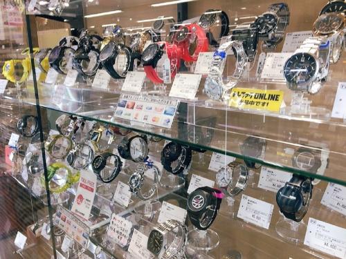 腕時計 買取  岸和田の関西