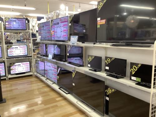 AV機器 中古 大阪の中古テレビ 大阪
