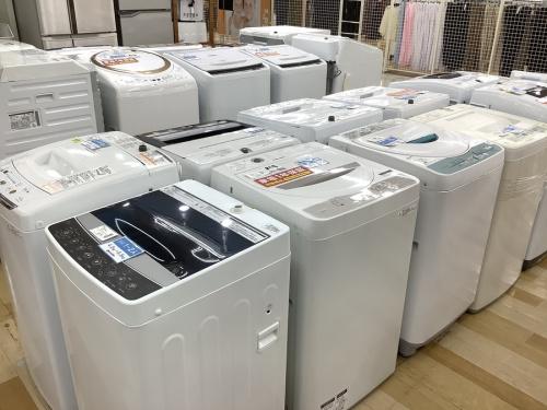 洗濯機の中古家電 岸和田
